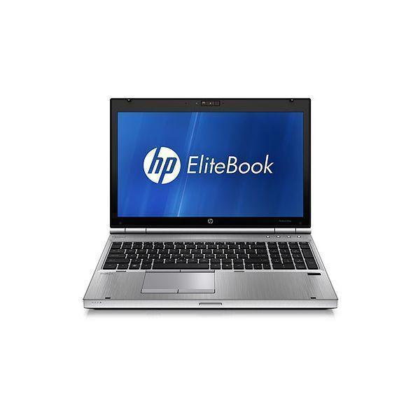 "HP EliteBook 8560p 15"" (2011) - Core i5-2520M - 8GB - HDD 1 tb AZERTY - Γαλλικό"