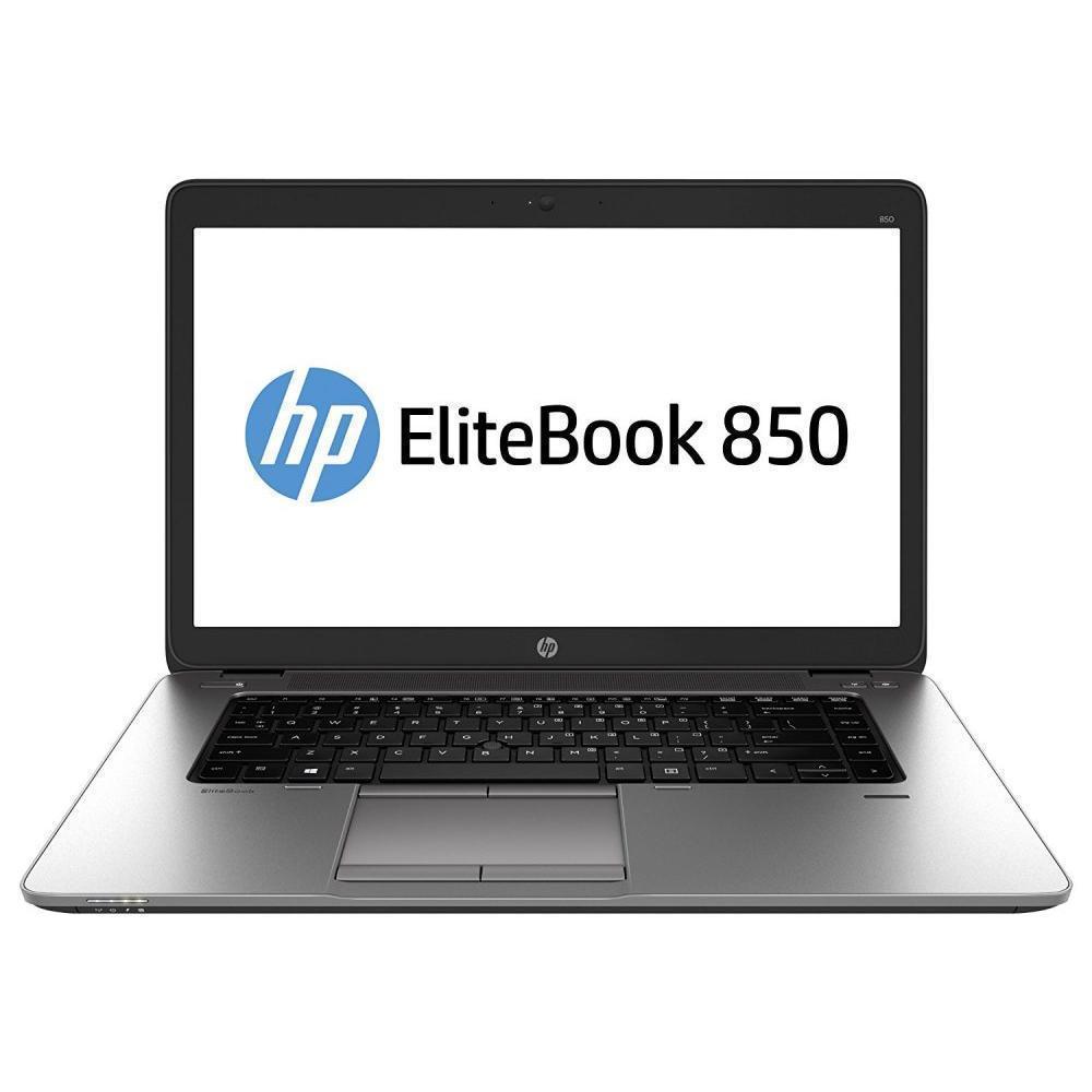 """HP Elitebook 850 G1 15"""" Core i7 2,1 GHz  - SSD 128 Go - 16 Go QWERTY - Espagnol"""