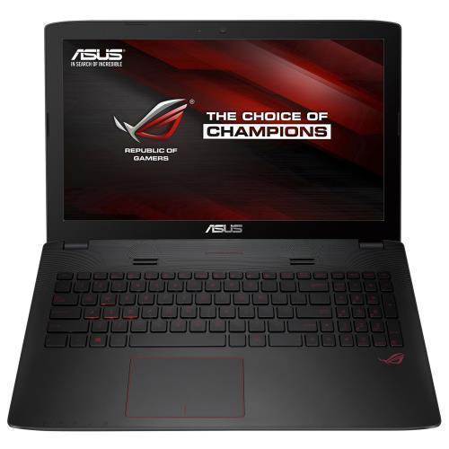 """Asus ROG G552VW-DM267T 15"""" Core i7 2,6 GHz - SSD 128 GB + HDD 1 TB - 16GB AZERTY - Französisch"""