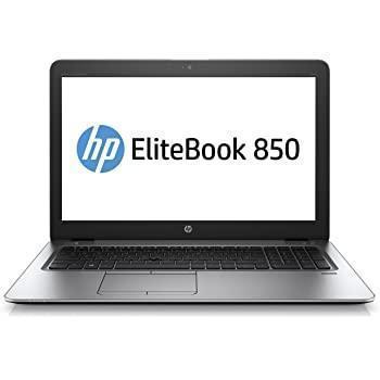 "HP Elitebook 850 G3 15"" Core i5 2,4 GHz  - SSD 128 Go + HDD 500 Go - 8 Go AZERTY - Français"