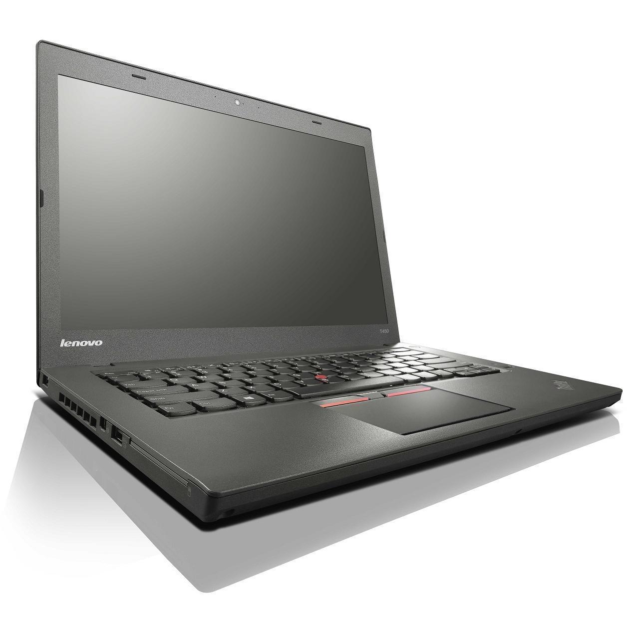 "Lenovo T450 14""(2015) - Core i5-5300U - 8GB - SSD 128 Gb AZERTY - Γαλλικό"