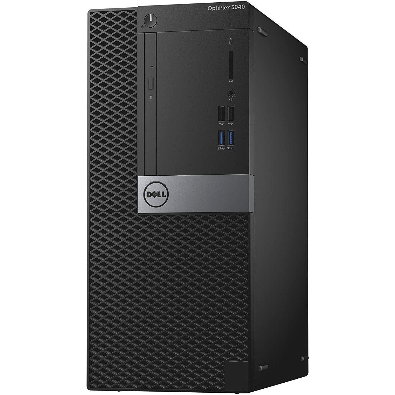 Dell Optiplex 3040 MT Core i3-6100 3,7 - HDD 500 GB - 4GB
