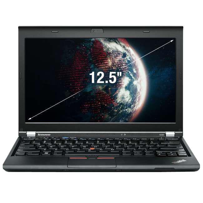 "Lenovo ThinkPad X230 12"" Core i5 2,6 GHz  - HDD 320 Go - 4 Go AZERTY - Français"