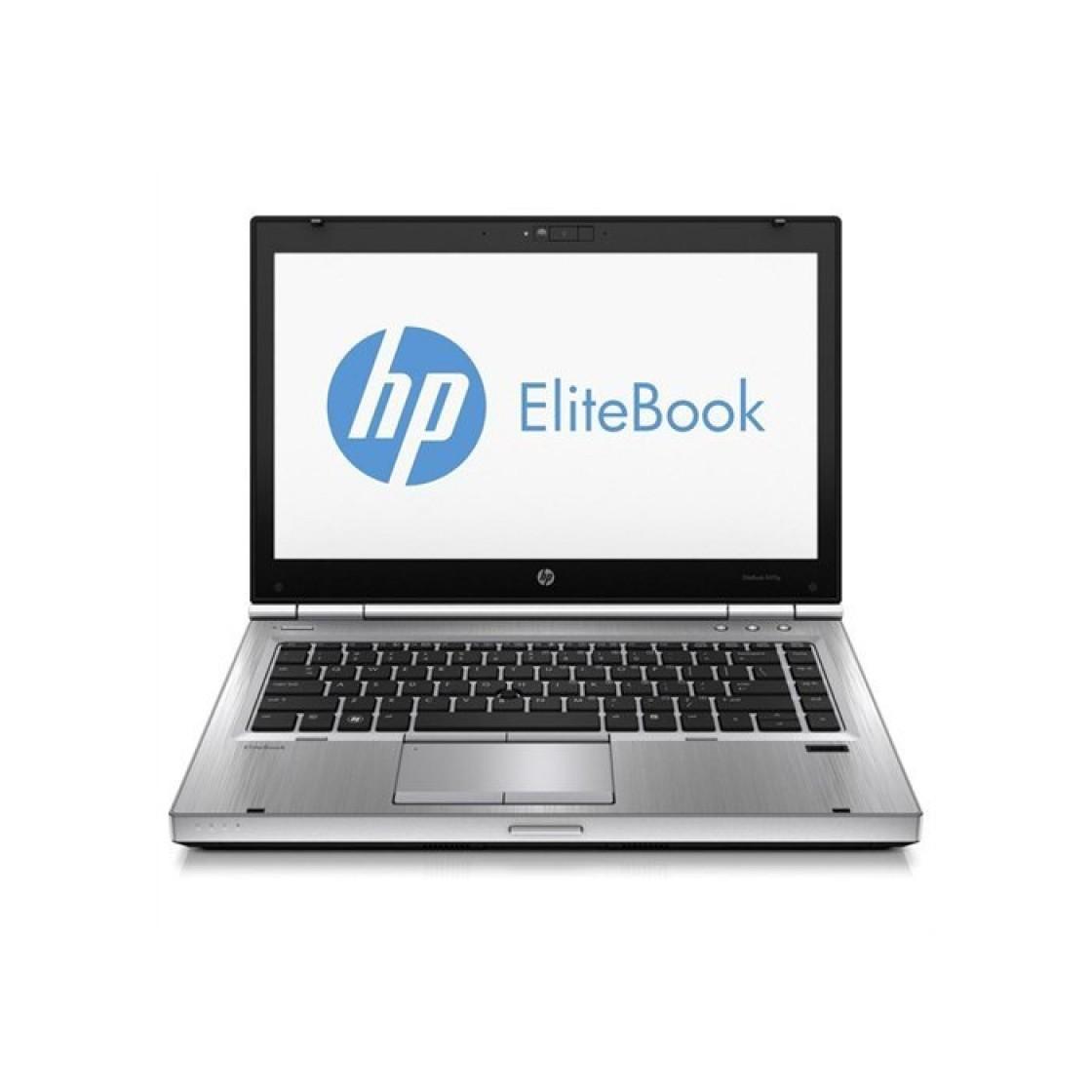 Hp EliteBook 8470P 14-inch (2012) - Core i5-3210M - 16GB  - HDD 250 GB QWERTY - English (US)