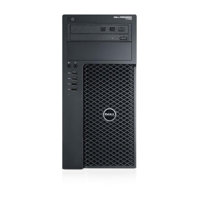 Dell Precision T1700 Xeon E3 3,1 GHz - HDD 500 Go RAM 16 Go