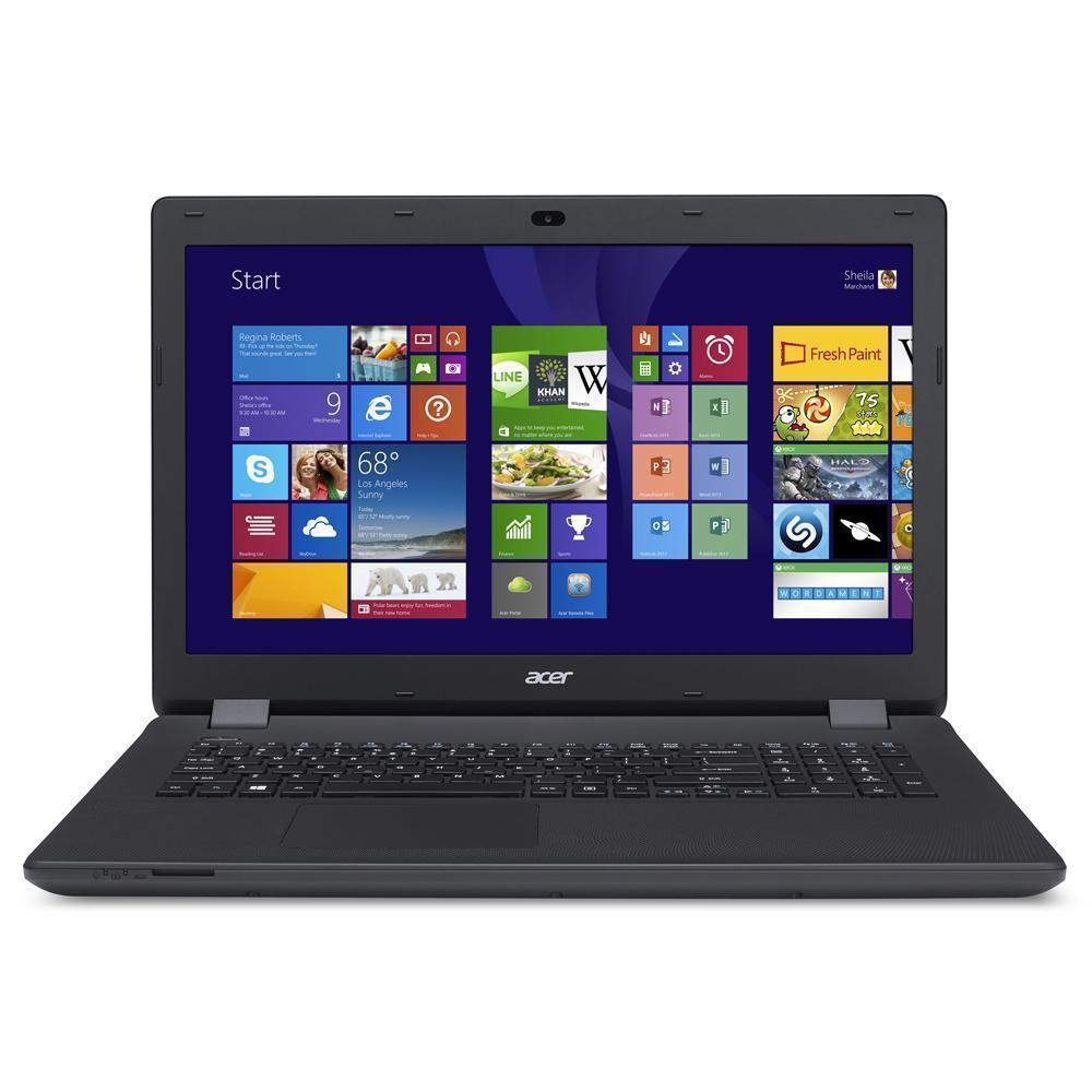 """Acer ASPIRE ES1-711-C089 17,3"""" () - Celeron N2840 - 4GB - SSD 500 GB AZERTY - Francúzska"""