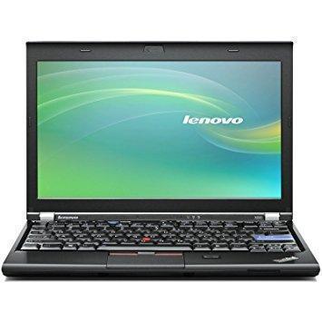 "Lenovo Thinkpad X220 12"" Core i5 2,5 GHz - HDD 320 GB - 4GB AZERTY - Französisch"
