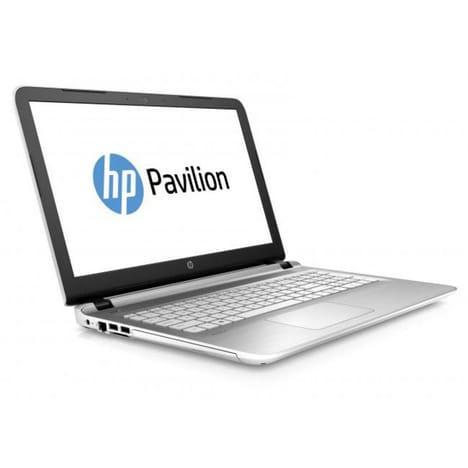 "HP Pavilion 15-ab252nf 15"" Core i7 2 GHz - HDD 1 To - 4 Go AZERTY - Français"