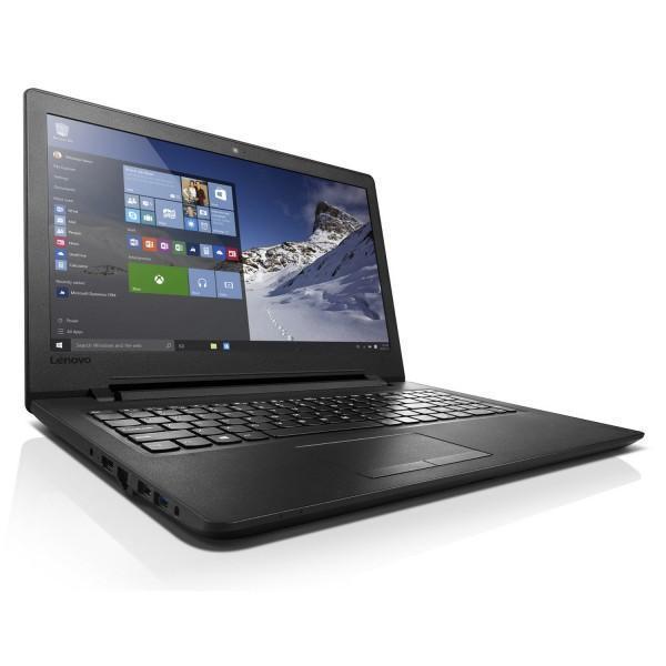 "Lenovo Ideapad 110-15IBR 15,6"" () - Celeron N3060 - 4GB - HDD 1 TO AZERTY - Francúzska"