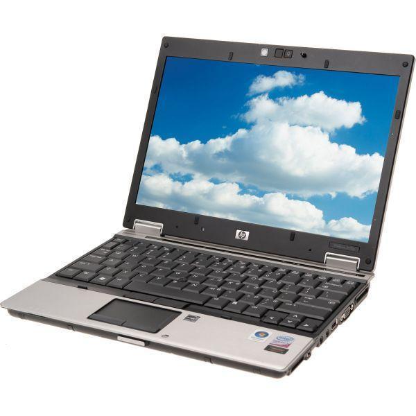 """HP EliteBook 2530P 12"""" Core 2 Duo 1,86 GHz - HDD 120 Go - 2 Go AZERTY - Français"""