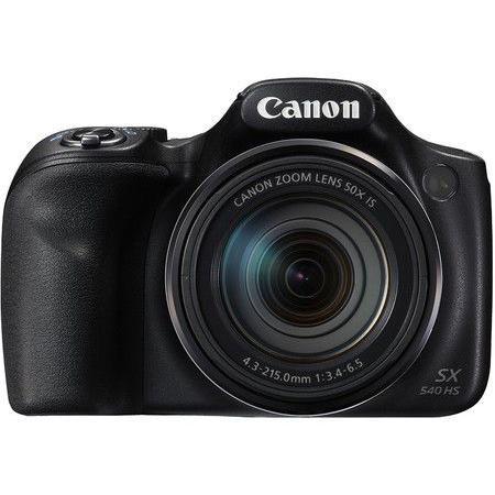 Canon PowerShot SX540 HS Bridge 20Mpx - Black