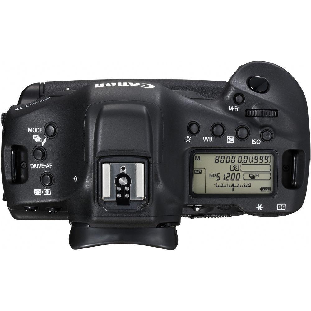 Reflex - Canon EOS 1D X Mark II Boitier nu - Noir