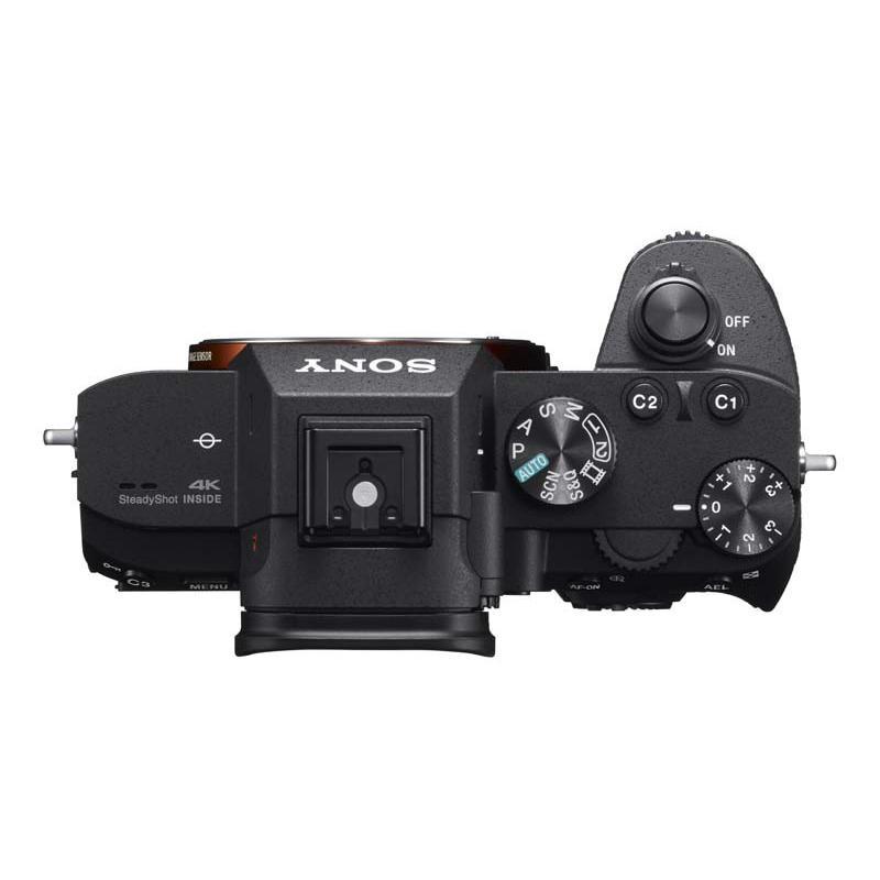 Sony a7 III Hybrid 24Mpx - Black