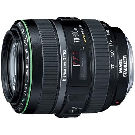 Objektiv Canon EF 70-300mm f/4.5-5.6