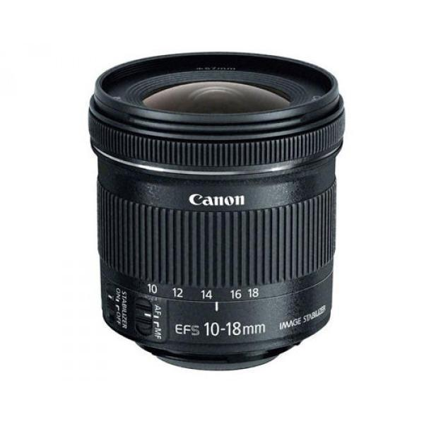 Objectif Canon Canon 10-18 mm f/4.5-5.6