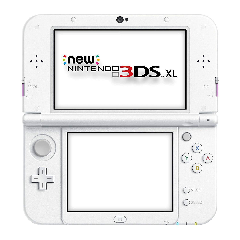 Console Nintendo New 3DS XL - Perle  Blanc