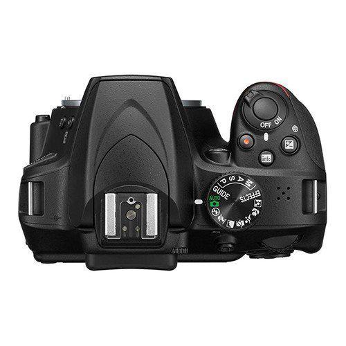 Nikon D3400 Reflex 24Mpx - Black
