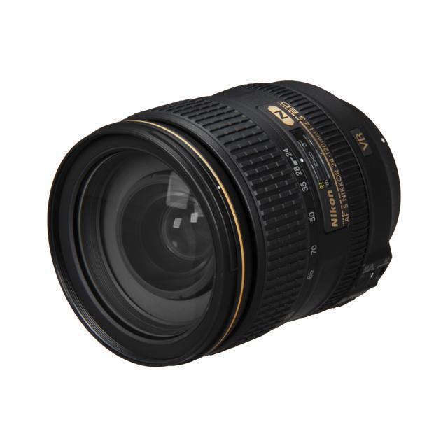 Objectif F 24-120mm f/4