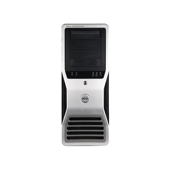 Dell Precision T7400 Xeon 2,33 GHz - HDD 256 Go RAM 4 Go