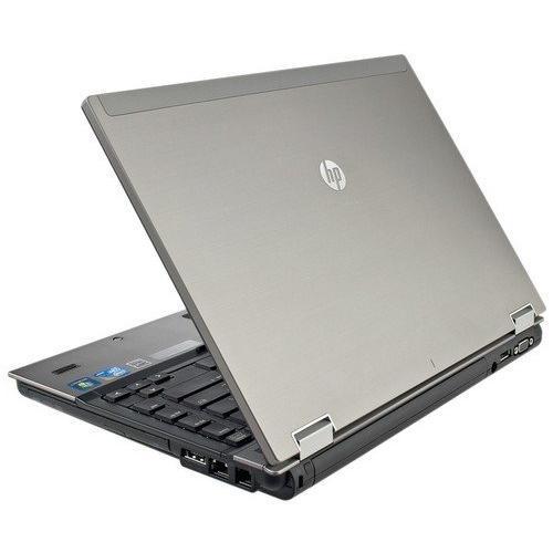 """HP EliteBook 8440p 14"""" Core i5 2,4 GHz  - SSD 250 GB - 2GB AZERTY - Französisch"""