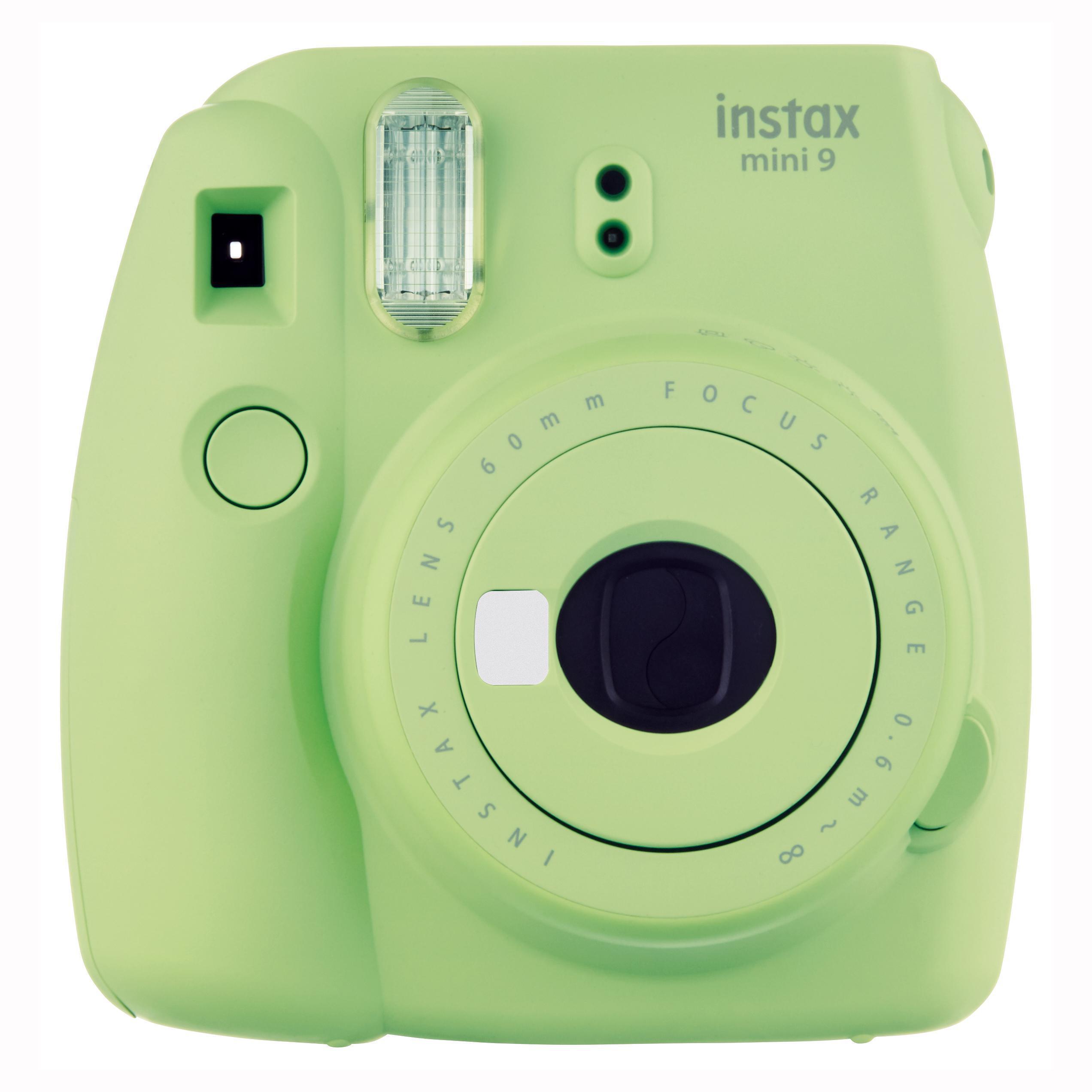 Fujifilm Instax Mini 9 Instant 16Mpx - Green