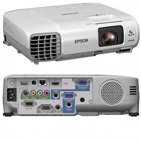 Vidéo projecteur Epson EB-X27 Blanc