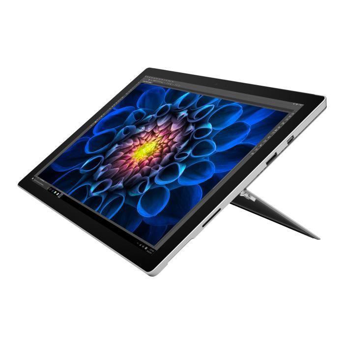 "Microsoft Surface Pro 4 12"" Core i5 2,4 GHz - SSD 256 Go - 8 Go"