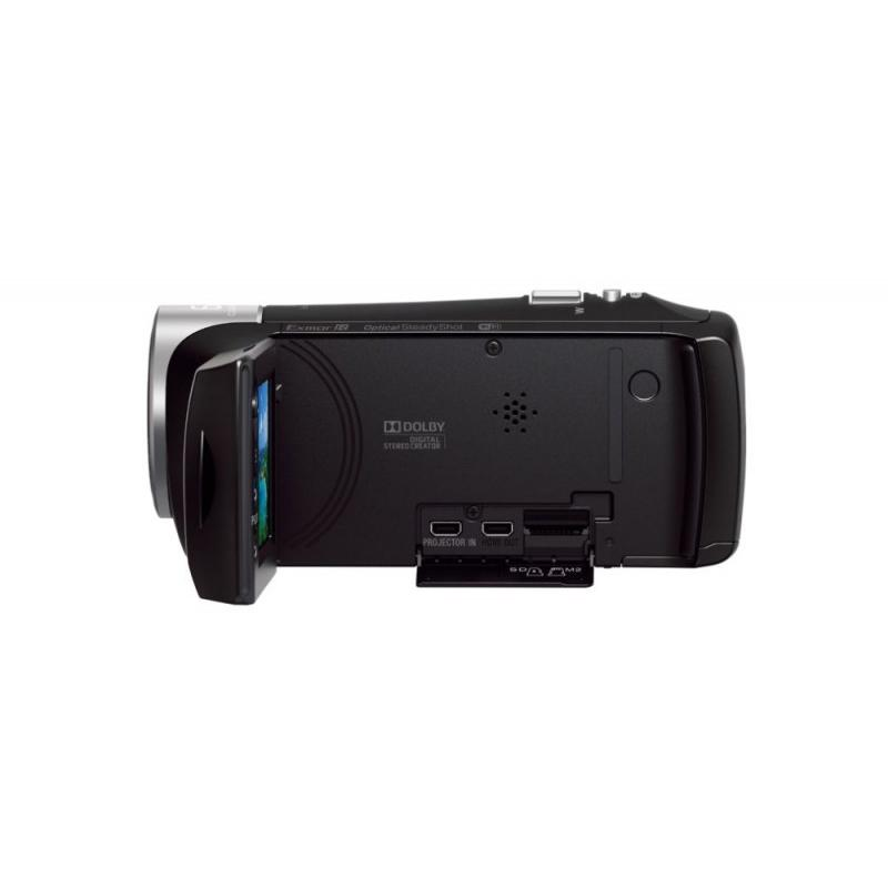 Sony Handycam HDR-PJ410 Camcorder - Black