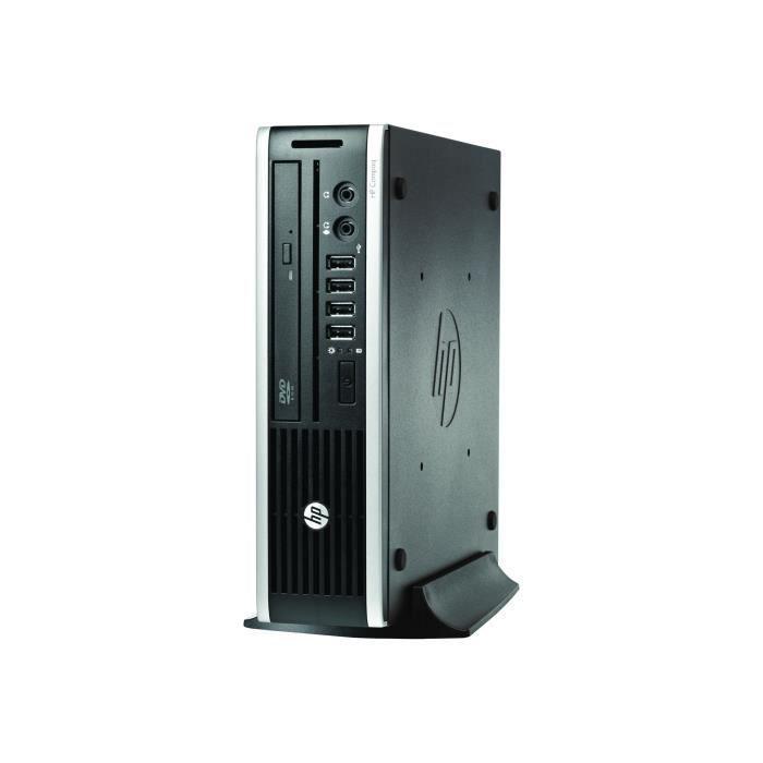 HP Compaq 8200 Elite USDT Pentium 2,6 GHz - HDD 160 Go RAM 4 Go