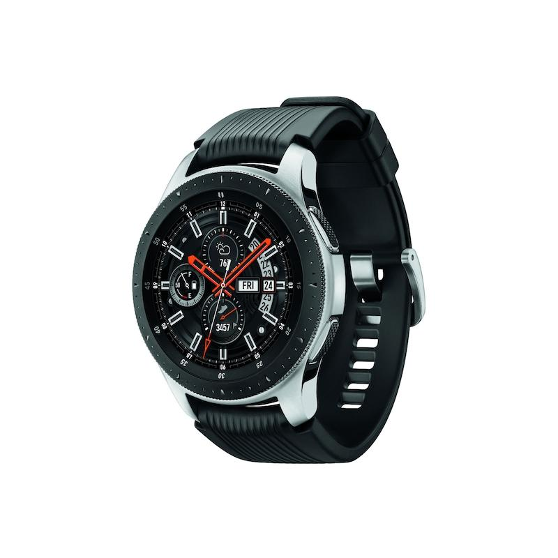 Montre Cardio GPS Samsung Galaxy Watch 46mm - Noir/Argent
