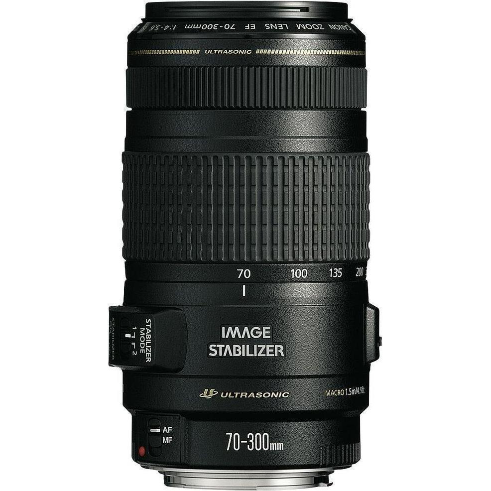 Objectif Canon Canon EF 70-300mm f/4.0-5.6