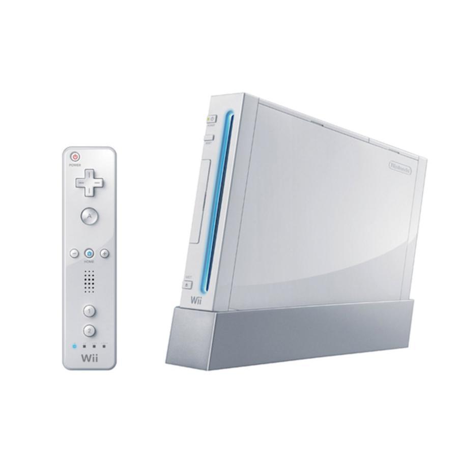 Nintendo Wii - HDD 100 GB - White
