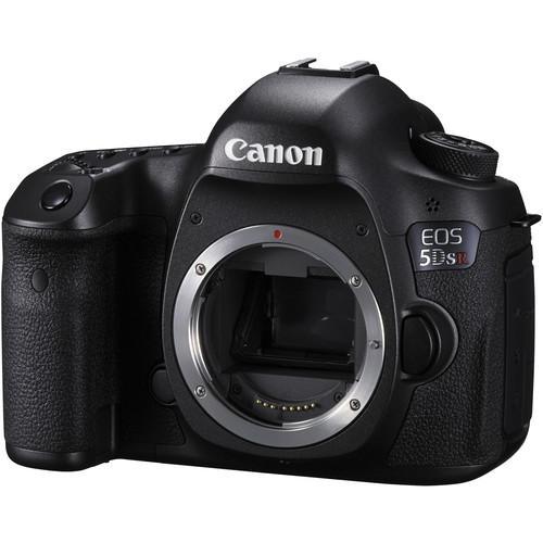 Canon EOS 5DS R Reflex 51Mpx - Black