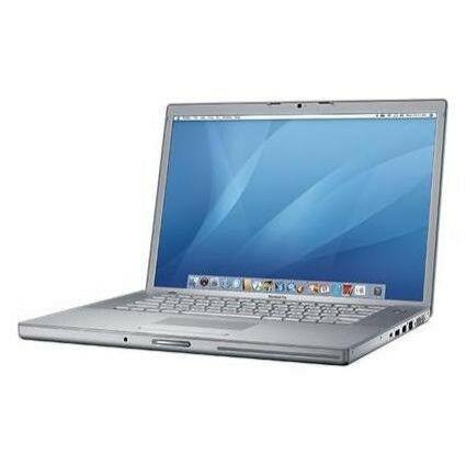 "MacBook Pro 15"" (2007) - Core 2 Duo 2,4 GHz - HDD 160 Go - 4 Go AZERTY - Français"