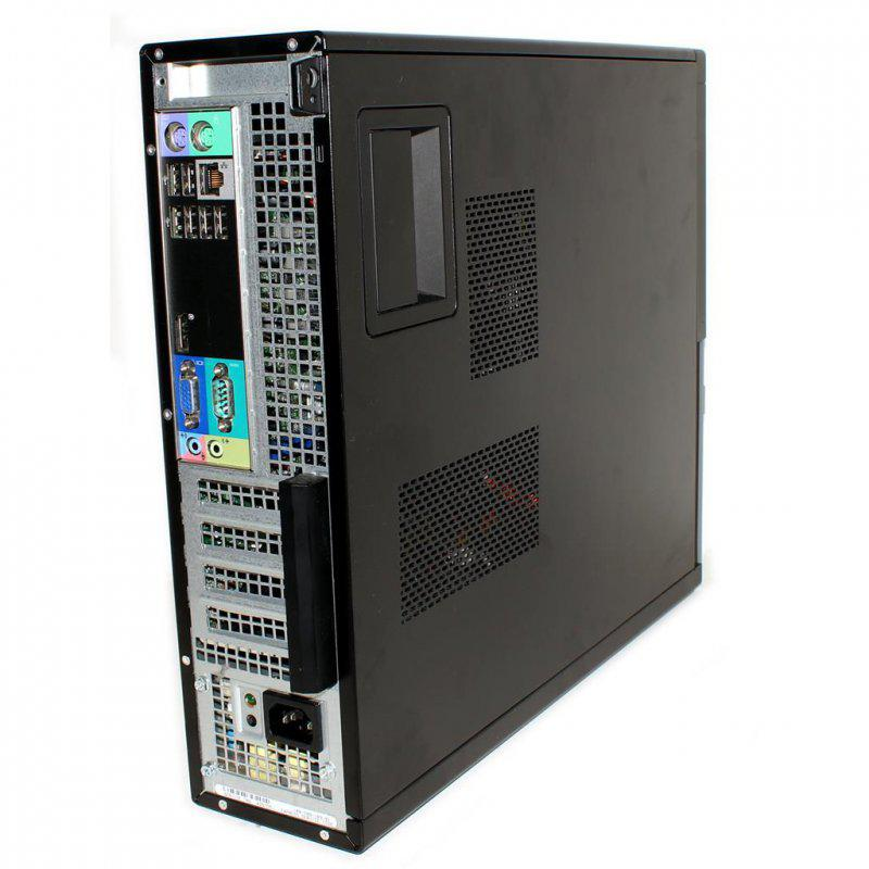 Dell OptiPlex 790 DT Core i3 3,3 GHz - SSD 120 Go RAM 4 Go
