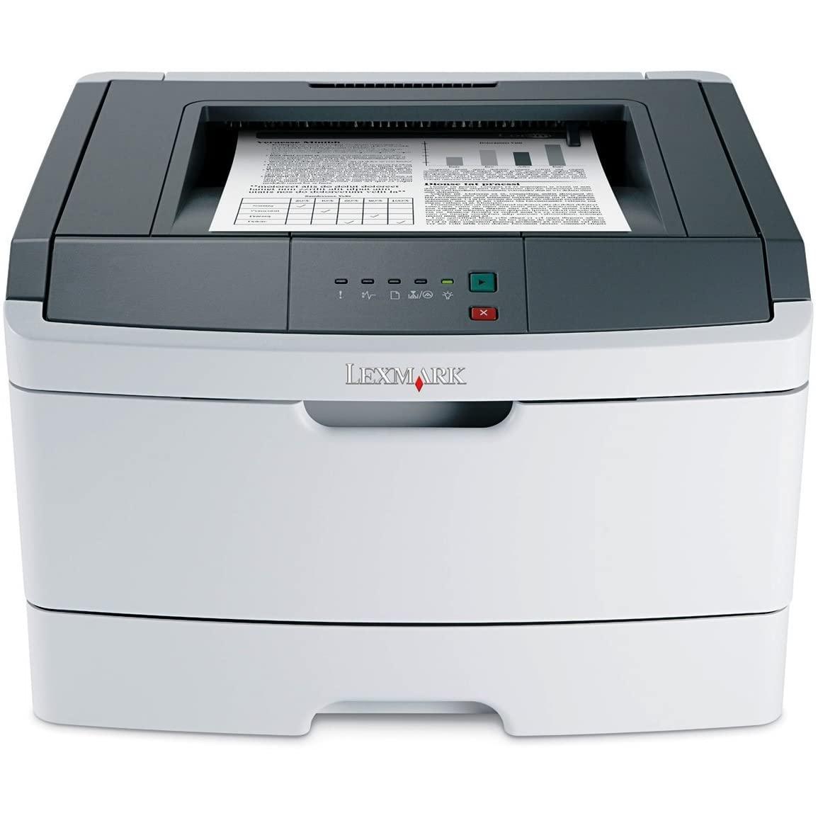 Impresora láser monocromo Lexmark E260DN
