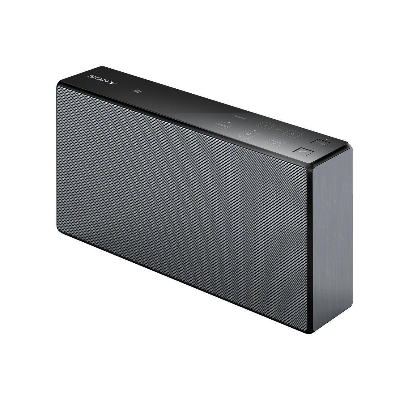 Altoparlanti  Bluetooth Sony SRS-X55 - Nero