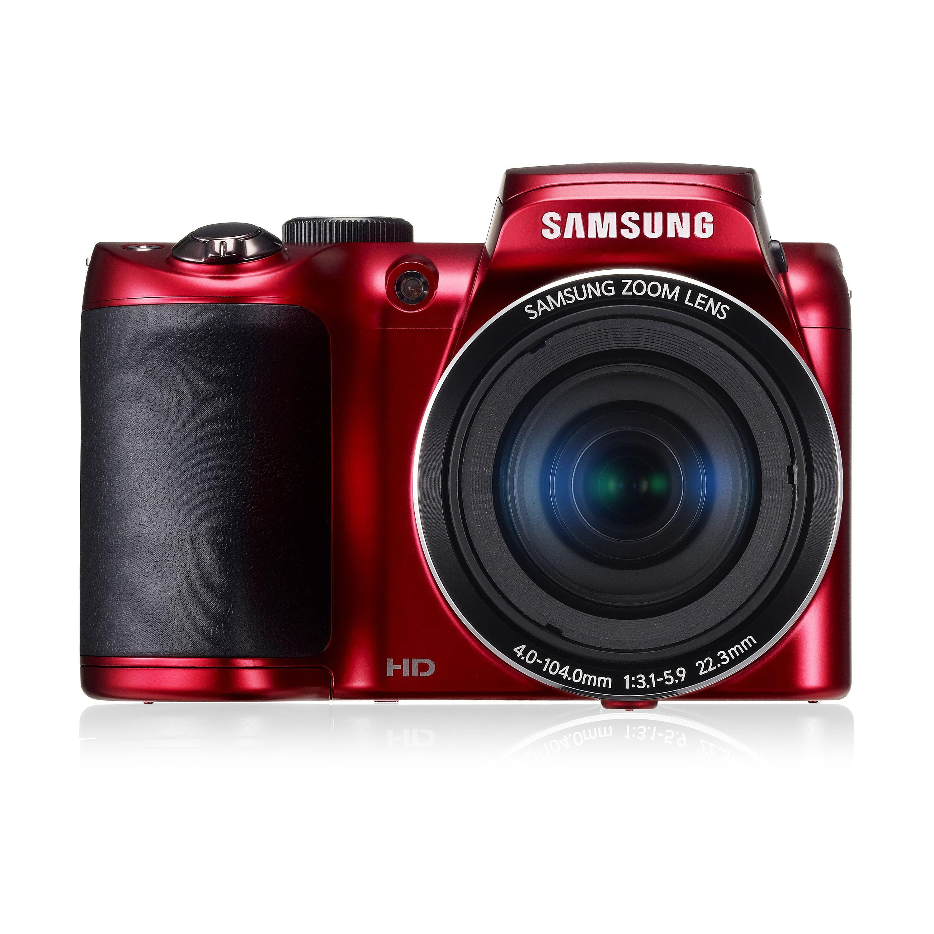 WB100 Compact 16,2Mpx - Red