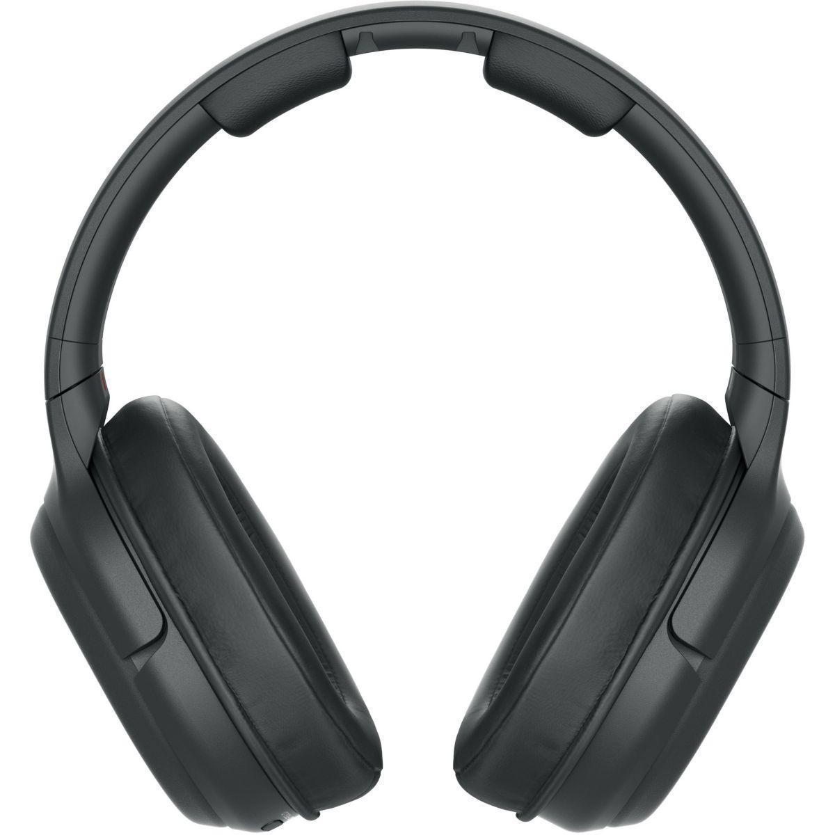 Sony WH-L600 Noise-Cancelling Headphones - Black
