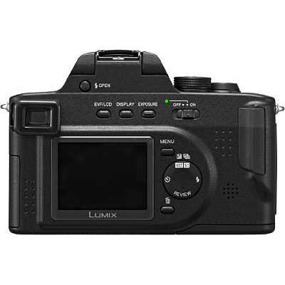 Panasonic Lumix DMC-FZ20 Compact 5Mpx - Black
