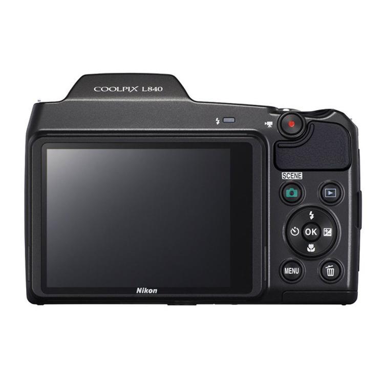 Nikon Coolpix L840 Bridge 16 - Black
