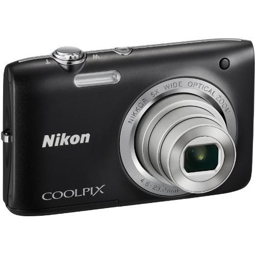 Compact Nikon Coolpix S2800 - Noir
