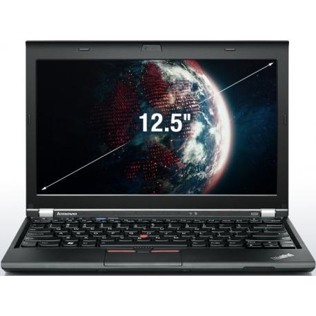 "Lenovo ThinkPad X230 12"" Core i5 2,6 GHz - HDD 500 GB - 4GB AZERTY - Französisch"