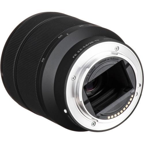 Objectif E 28-70mm f/3.5-5.6