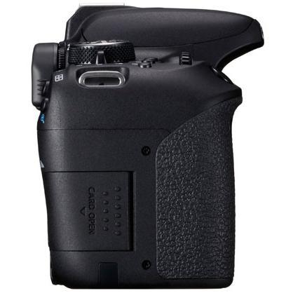 Reflex - Canon 800D Boîtier Nu - Noir