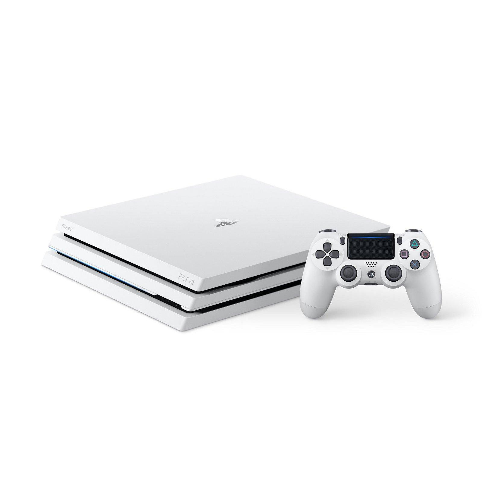 PlayStation 4 Pro - HDD 1 TB - White