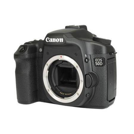 Canon EOS 50D Reflex 15Mpx - Black