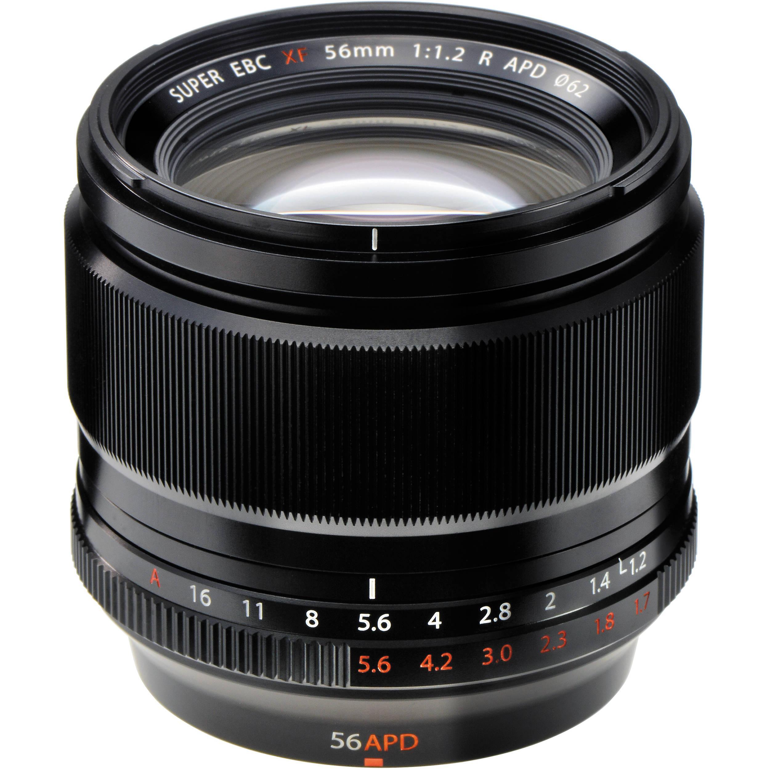 Fujifilm Camera Lense Fujifilm X 56mm f/1.2