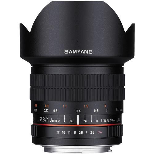 Objectif Samyang F 15mm f/2.8