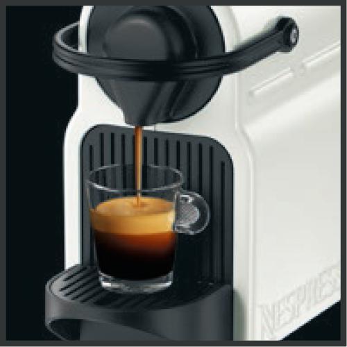 Cafeteras express de cápsula Compatible con Nespresso Krups XN1001